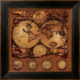 Antique Map  Cartographica III