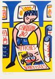 Affiches d'artistes