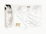 Hommage à Dürer Reproductions de collection premium par Pierre Yves Tremois