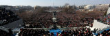 President Barack Obama Delivering His Inaugural Address  Washington DC  January 20  2009