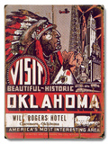 Visit Oklahoma Will Rogers Hotel