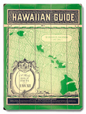 Matson Hawaiian Guide Map