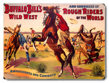 Buffalo Bill's Amusements Des Cowboys