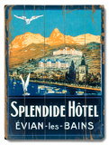 Splendide Hotel  Evian les Bains