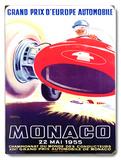 1955 Monaco F1 Grand Prix