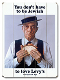 Buster Keaton Levy Jewish Rye