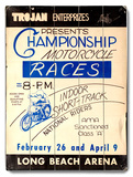 Motorcycle Races  Long Beach Arena