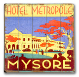 Hotel Metropole Mysore