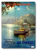 PLM Railway Lake D Annecy