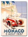 1937 Monaco Grand Prix F1 Race