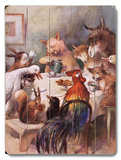 Farm Animals  Dining