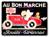 Childrens Au Bon Marche Roadster