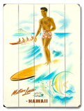 Matson Lines Surfer