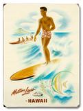 Matson Lines Surfer