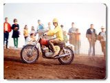 Roger DeCoster Saddleback