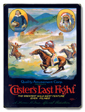 Custer's Last Fight Movie