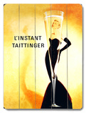 L&#39;Instant Taittinger Champagne