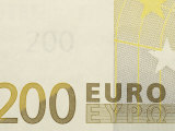 Traditional Two Hundred Euro Banknote