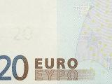 Traditional Twenty Euro Banknote