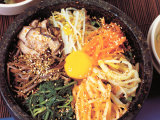 Traditional Asian Cuisine with Fried Eggs and Noodles