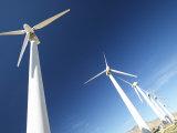 Eco-Friendly  Energy Generating Wind Farm