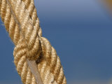 Chained Nautical Rope for Ship Rigging