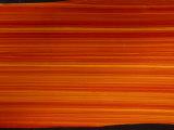 Striated Orange Background