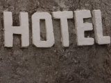 Rocky Hotel Sign