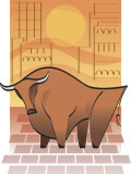 Symbolic Stock Market Bull