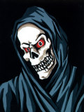 Head Shot of the Grim Reaper