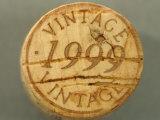 Vintage 1999 Wine Bottle Cork