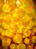 Retro Abstract Pattern of Bubbles
