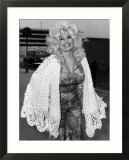 Dolly Parton American Country Singer and Actress 1976