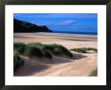 Beach At Sutherland  Scotland