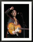Pete Doherty of British Band Babyshambles Performs at V Festival in Hylands Park