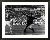Ian Rush Liverpool Celebrates First Goal