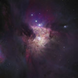 Center of the Orion Nebula (The Trapezium Cluster)