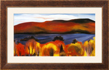 Lake George  Autumn  1927