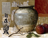 Chinese Ceramic with Apples