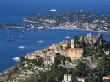 Eze  French Riviera  Cote D&#39;Azur  France