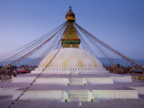 Bodnath Stupa  Kathmandu  Nepal