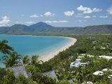 Four Mile Beach and Trinity Bay  Port Douglas  North Coast  Queensland  Australia