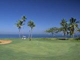Denarau Golf Course  Danarau  Viti Levu  Fiji