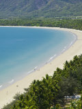 Four Mile Beach and Trinity Bay  Port Douglas  North Coast  Queensland  Australia