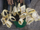Hand Rolled Pancakes  Old Town  Dali  Yunnan Province  China