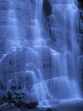 Hickory Nut Falls  North Carolina  USA
