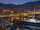 Monte Carlo  Harbour  Monaco
