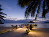 Luxury Resort  Malolo Island  Mamanuca Group  Fiji
