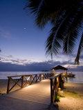 Luxury Resort  Malolo Island  Mamanuca Group  Fiji
