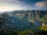 Gorges Du Verdon  Provence-Alpes-Cote D'Azur  France